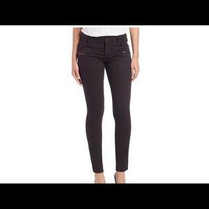 SANCTUARY Ace Utility Black Jeans size 30.